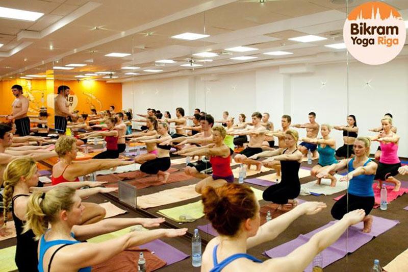 Bikram Yoga Riga