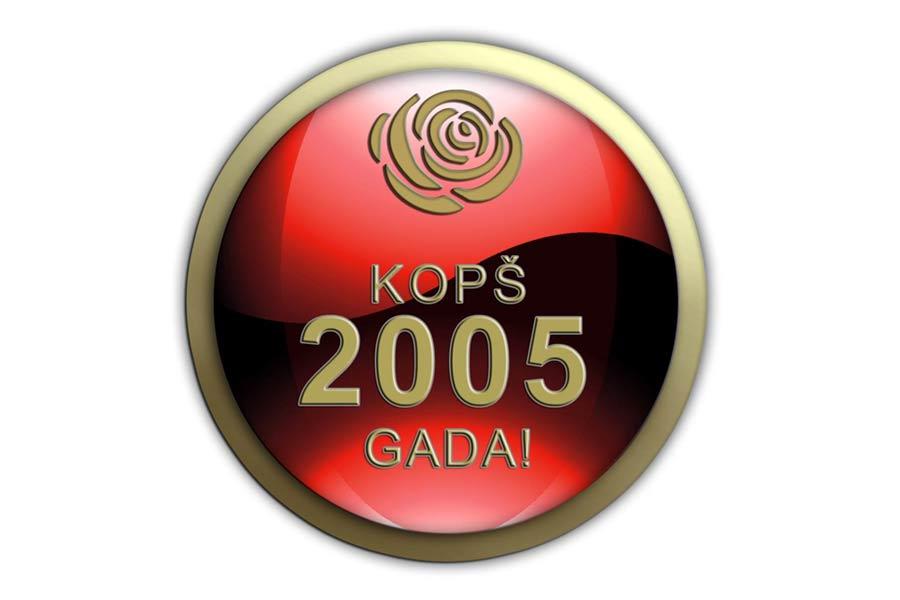 Uzticams augstākā standarta ziedu piegādes serviss kopš 2005.gada