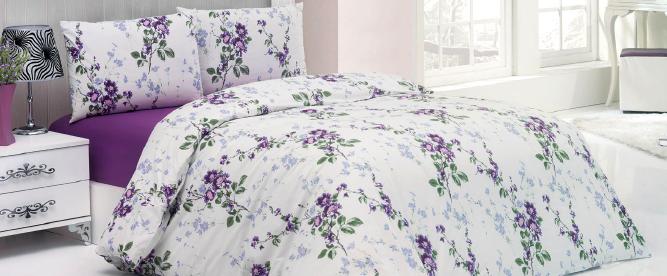 Divvietīgs gultas veļas komplekts