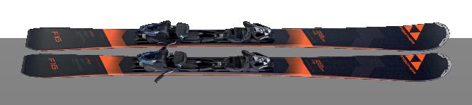 Горные лыжи FISCHER