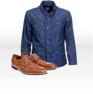 Vīriešu apģērbi un apavi