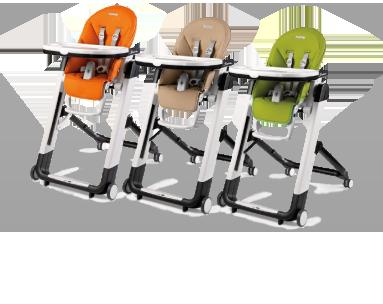 PEG PEREGO Siesta Barošanas krēsls