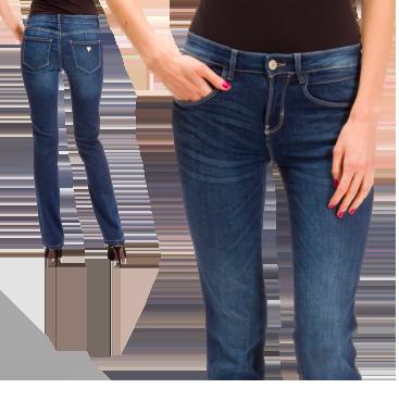 GUESS JEANS Sieviešu džinsi