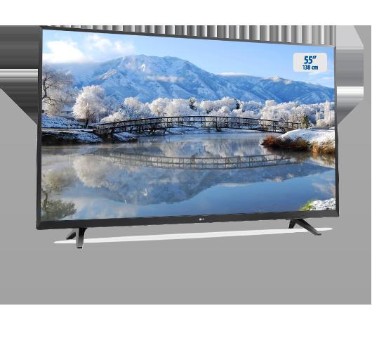 LG UHD televizors 55'' (55UJ620V)