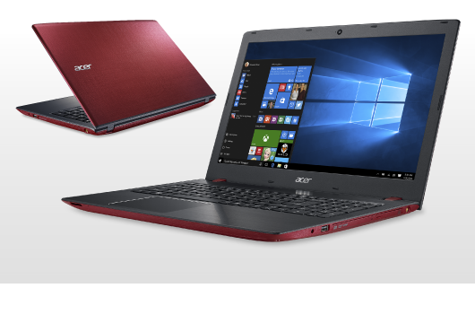 ACER Klēpjdators (Aspire E15 (RED))